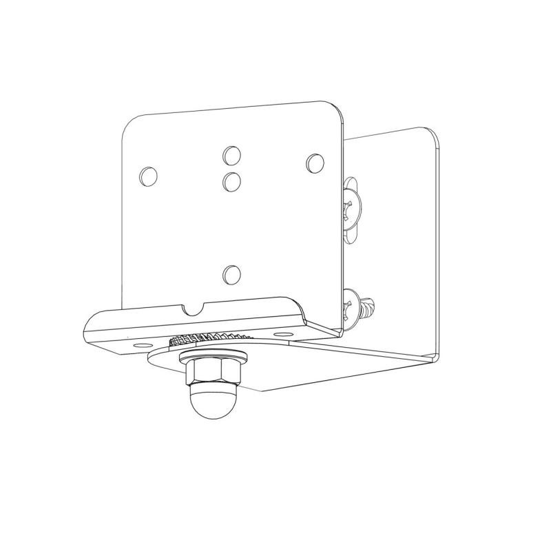 Metal Rotational Bracket (x2)